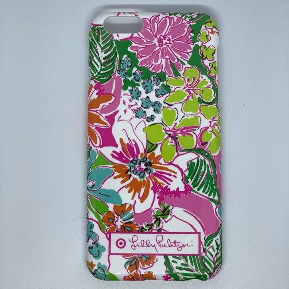 the latest 0b9ef 2f342 Lilly Pulitzer for Target iPhone 6 case